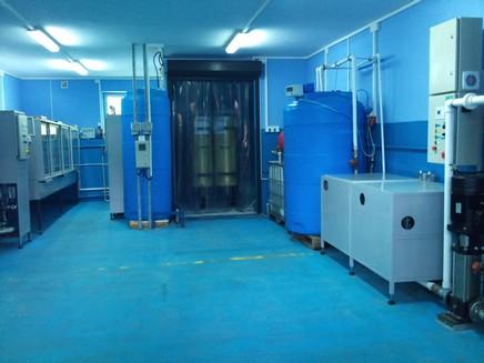 Laboratorium - widok ogólny