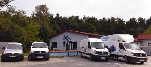 Mobilne laboratoria techniczne w firmie Proeko.