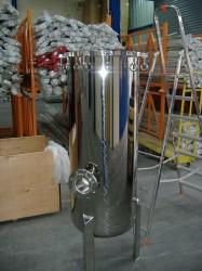 Filtr z nierdzewki 20 m3 / h