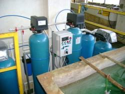 Demineralizator manualny