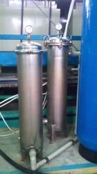Filtr z nierdzewki 10 m3 / h