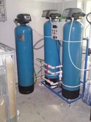 Demineralizator o wydajności 15 m3 / h
