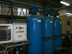 Demineralizator o wydajności 3 m3 / h