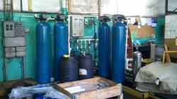 Demineralizator duet 2 m3 / h