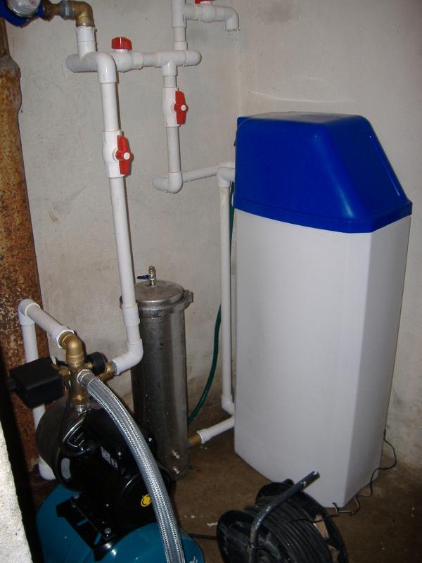 domowe zmiękczanie wody