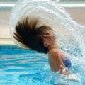 czysta woda w basenie
